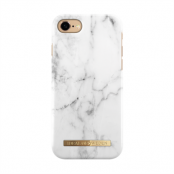 iDeal of Sweden Fashion Case iPhone 7/8/SE 2020 - White Marble