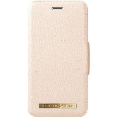 iDeal of Sweden Fashion Wallet (iPhone SE2/8/7/6/6S) - Beige