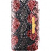 Marvelle Magneto N303 Wallet (iPhone 8/7/6/6S) - Grå/röd