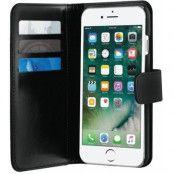 Puro Duetto Wallet (iPhone 8/7/6/6S) - Svart