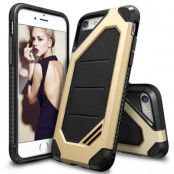 Ringke Double Layer Armor Tough Skal till iPhone 7/8/SE 2020 - Gold