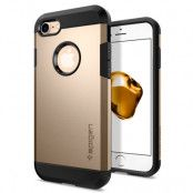 SPIGEN Tough Armor Skal till Apple iPhone 8/7 - Gold