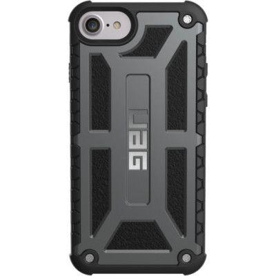 UAG Monarch Case (iPhone 8/7/6/6S) - Röd/svart