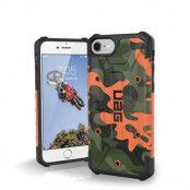 UAG Pathfinder Camo Case (iPhone 8/7/6/6S) - Svart/grå
