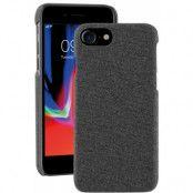 Vivanco Fabric Case (iPhone 8/7) - Ljusgrå