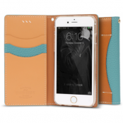 Wetherby Wallet Premium Ople (iPhone 8/7) - Rosa