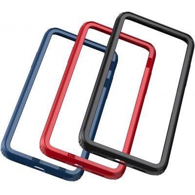 Baseus Bumper (iPhone X/Xs) - Röd