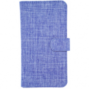 Brecca Fabric Wallet (iPhone X/Xs) - Blå