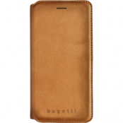 Bugatti Parigi Book Cover (iPhone X/Xs) - Brun