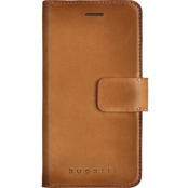 Bugatti Zurigo Booklet (iPhone X/Xs) - Brun