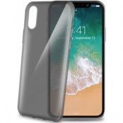 Celly Gelskin Cover (iPhone X/Xs) - Transparent