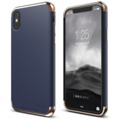 Elago Empire Case (iPhone X/Xs) - Blå