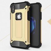 Hybrid Armor Mobilskal till Apple iPhone XS / X - Gold