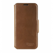 iDeal of Sweden London Wallet iPhone X/XS - Brun