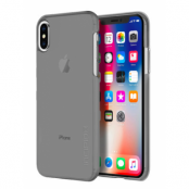 Incipio Feather Pure (iPhone X/Xs) - Grå
