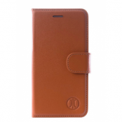 JT Berlin LeatherBook (iPhone X/Xs) - Brun