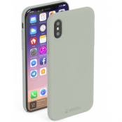 Krusell Sandby Cover (iPhone X/Xs) - Beige