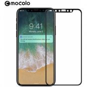 Mocolo Glass Complete Coverage (iPhone 11 Pro/X/Xs) - Svart