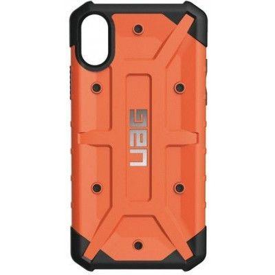 UAG Pathfinder Case (iPhone X/Xs) - Roströd
