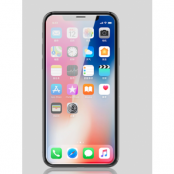 Devia Entire View Tempered Glass (iPhone Xs Max)