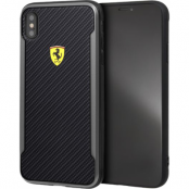 Ferrari On Track Carbon Case (iPhone Xs Max)