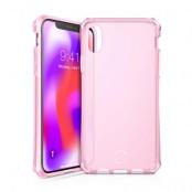 Itskins Spectrum Skal till iPhone XS Max - Rosa