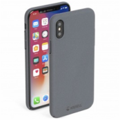 Krusell Sandby Cover (iPhone Xs Max) - Grå