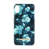 Onsala Collection mobilskal till iPhone Xs Max - Shine Dark flower