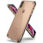 Ringke Fusion Shock Absorption Skal till iPhone XS Max - Clear