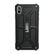 UAG iPhone XS Max Monarch Cover - Carbon