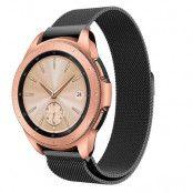 Tech-Protect Milaneseband Samsung Galaxy Watch 42Mm Svart