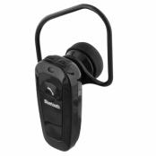 EPZI Mono Bluetooth headset, V3.0+EDR, VoIP, svart