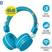 Trust Comi Kids Bluetooth Headset - Lila