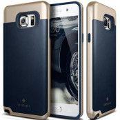 Caseology Envoy Series Skal till Samsung Galaxy Note 5 - Blå