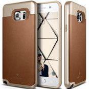 Caseology Envoy Series Skal till Samsung Galaxy Note 5 - Brun