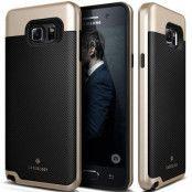 Caseology Envoy Series Skal till Samsung Galaxy Note 5 - Svart