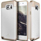 Caseology Envoy Series Skal till Samsung Galaxy Note 5 - Vit