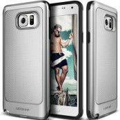 Caseology Vault Skal till Samsung Galaxy Note 5 - Silver