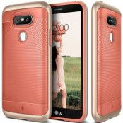 Caseology Wavelength Series BaksideSkal till LG G5 - Rosa