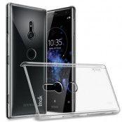 IMAK Mobilskal Sony Xperia XZ2 - Clear