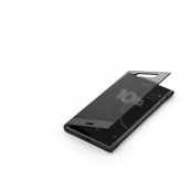 Sony Style Cover Touch Sctg50 Xperia Xz1 Black