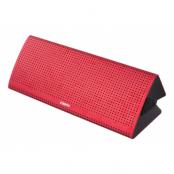 STREETZ Bluetooth högtalare, v4.0, 6h speltid, 2200mAh, röd