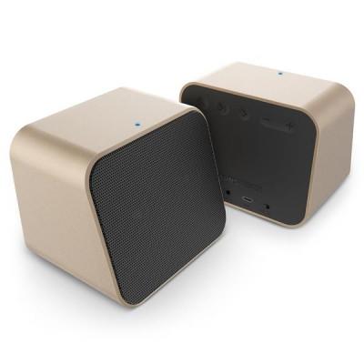 Verus i-Boom Bluetooth Högtalare  -  Gold