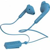 DeFunc BT Hybrid Headset - Blå