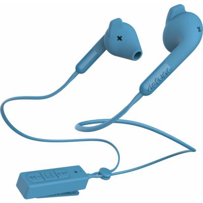DeFunc BT Hybrid Headset - Röd