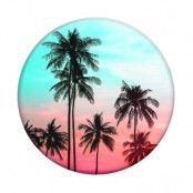 POPSOCKETS Tropical Sunset Avtagbart Grip med Ställfunktion
