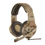 Trust GXT 310D Gaming Headset Desert