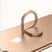 Water Drop Ringhållare till Mobiltelefon - Guld