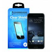 CoveredGear Clear Shield skärmskydd till HTC One A9