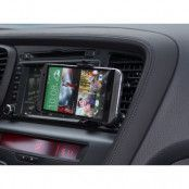 Bilhållare till bilens fläktgaller för HTC One M8